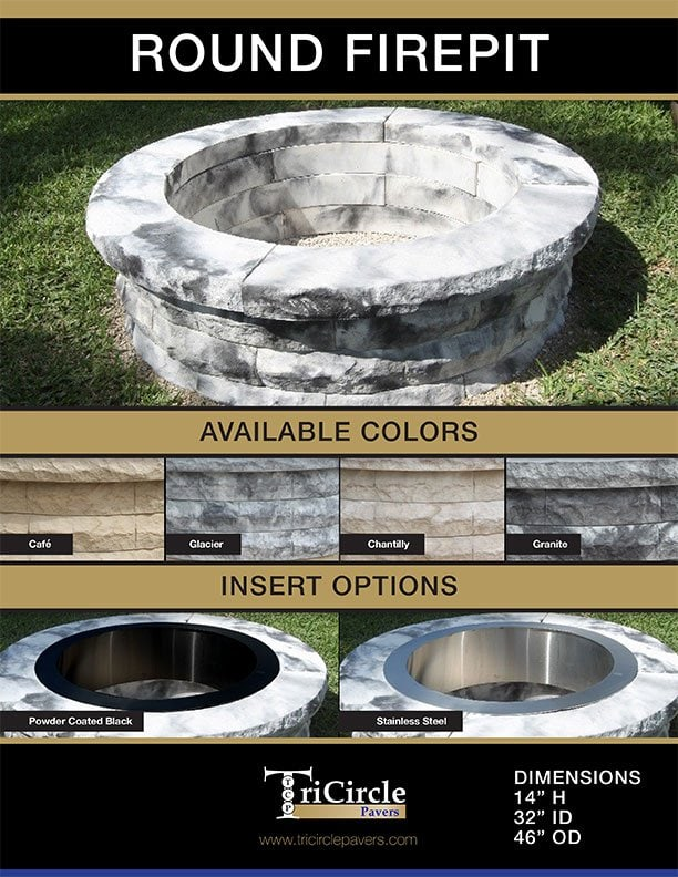Round Firepit Catalogue